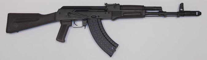 Kaneohe Gun Shop Rifle Inventory