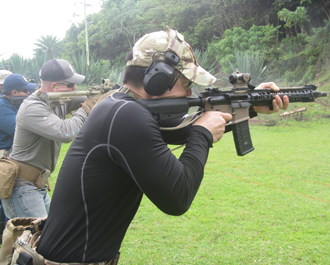 Kaneohe Gun Shop Training