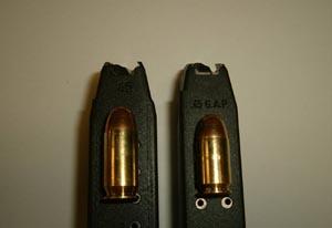 glock 21 45 pistol