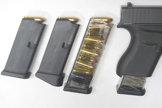 ETS Glock 43 9mm 7 Round Magazine Holiday Gifts